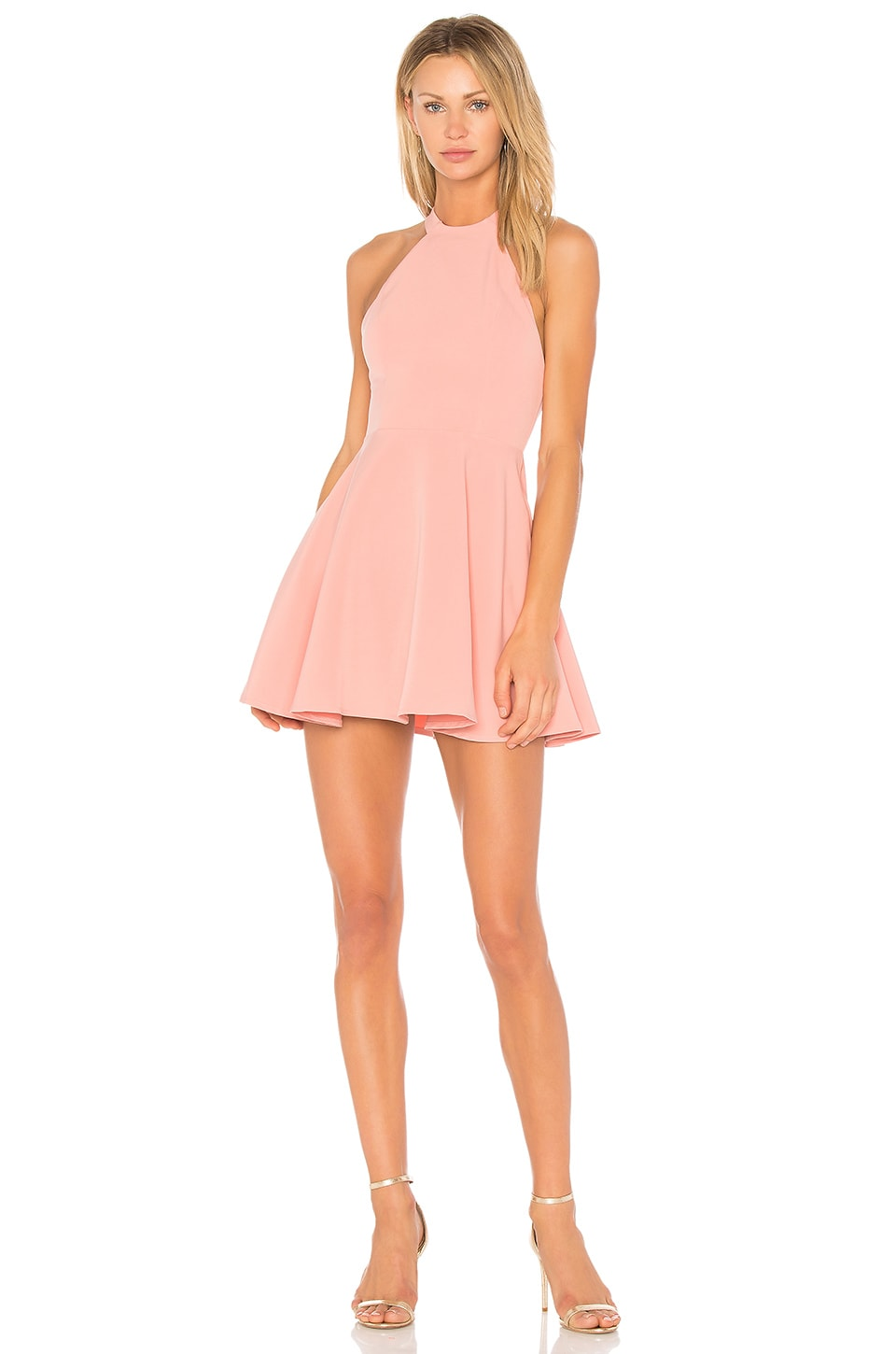 Only Yours Dress in Coral. - size S (also in L,XS) NBD