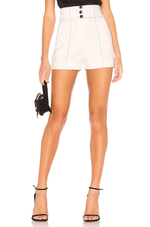 NBD Sahara Sun Shorts in Star White
