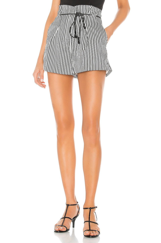 NBD Mai Short in Black & White