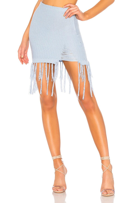 Rosalind Knit Mini Skirt