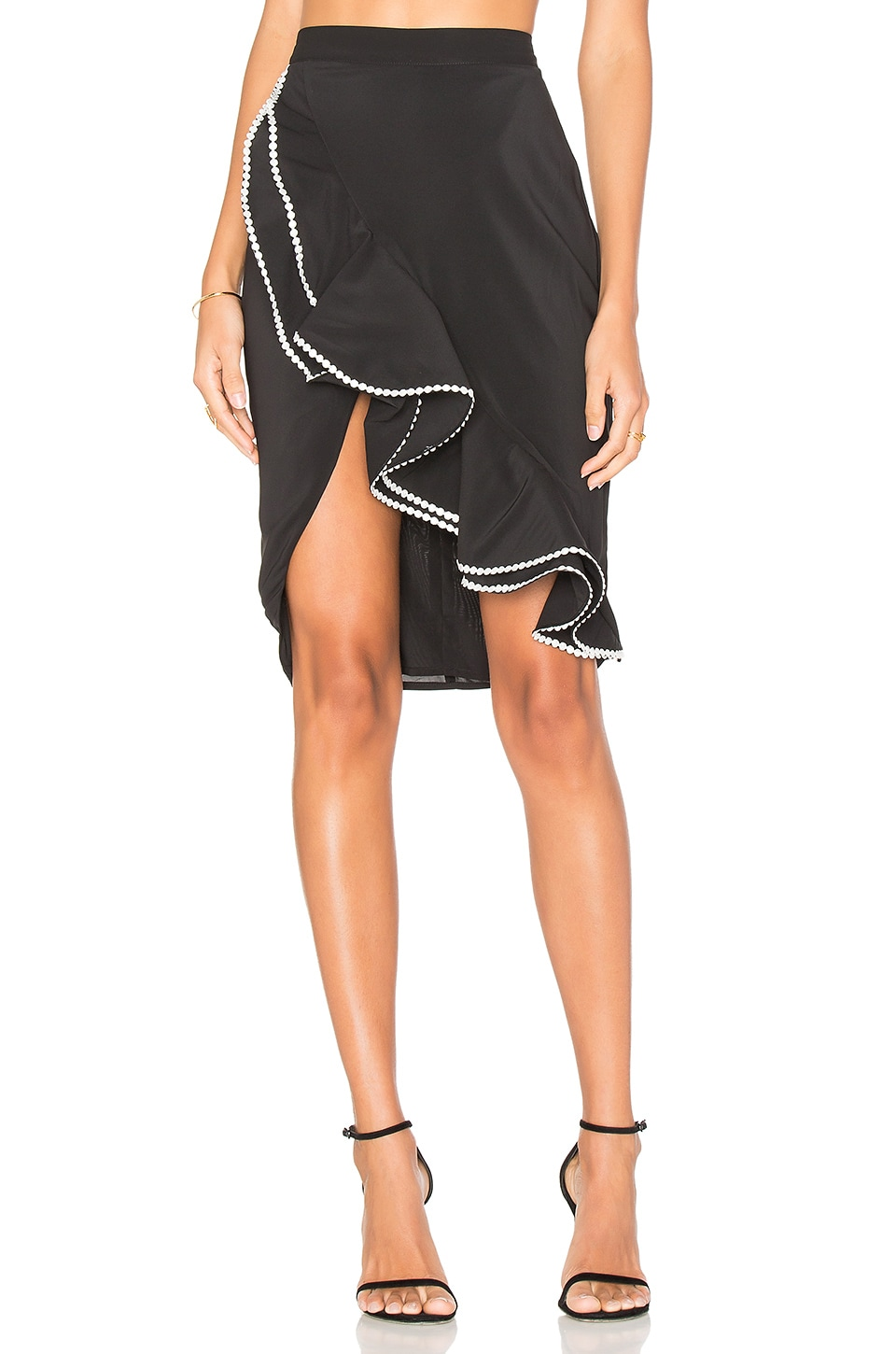 x REVOLVE Zayleigh Skirt by NBD