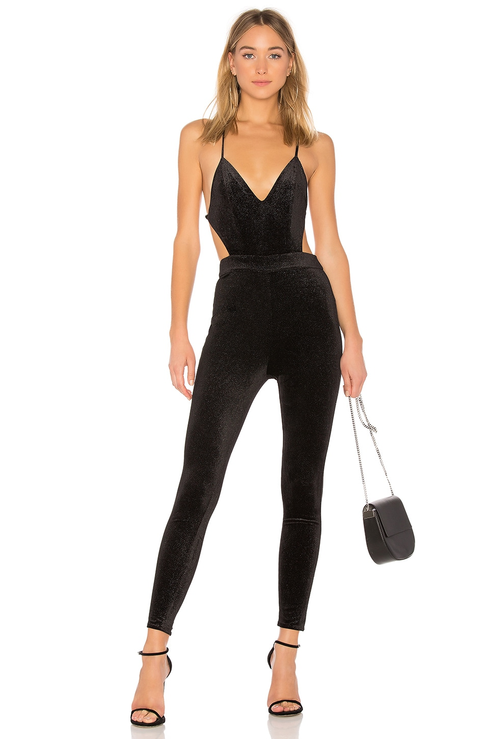 X REVOLVE Let's Be Real Jumpsuit by NBD