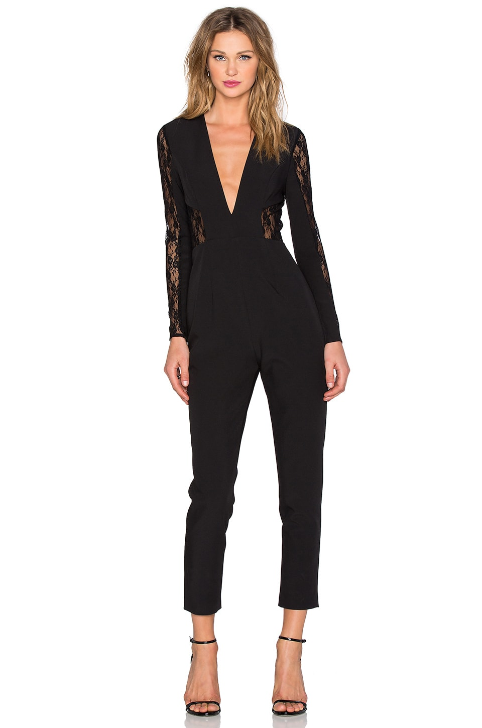 NBD x REVOLVE Limits Jumpsuit in Black