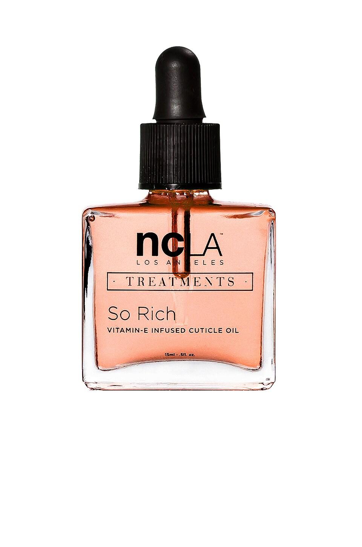 NCLA So Rich Cuticle Oil in Pumpkin Spice