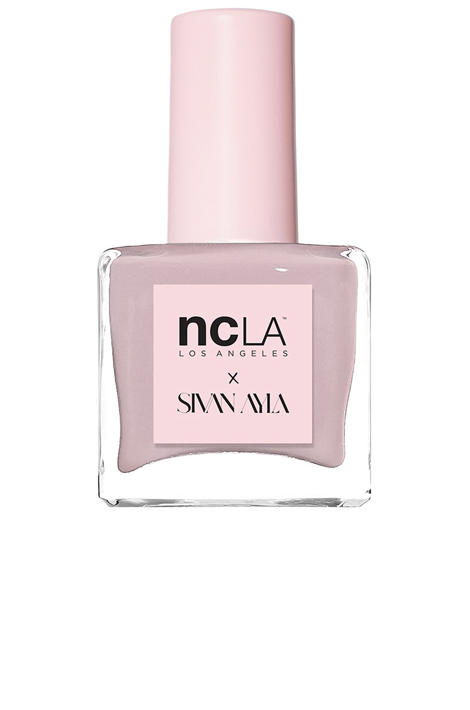 NCLA x Sivan Nail Lacquer in Capri Sunset