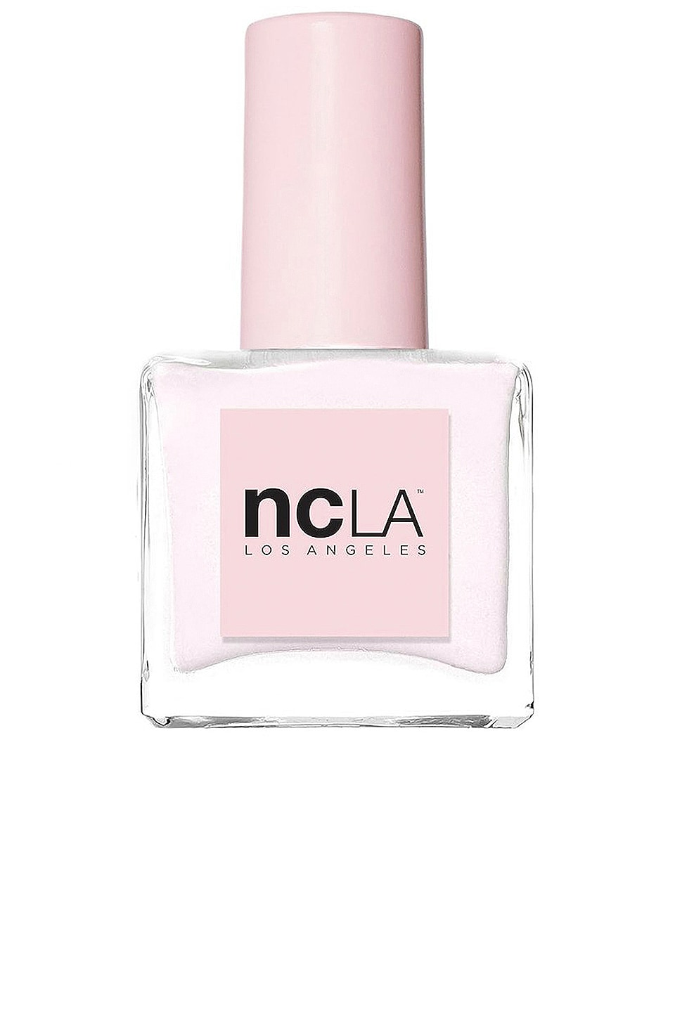 NCLA Nail Lacquer in Rose Sheer
