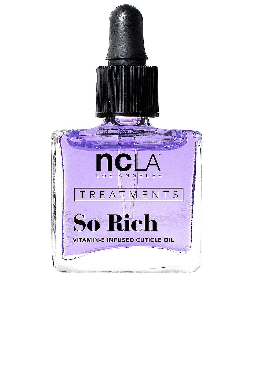 NCLA So Rich Vitamin-E Infused Cuticle Oil in Rose Petals