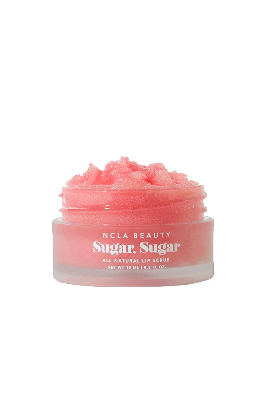 NCLA Sugar, Sugar 100% Natural Lip Scrub in Pink Champagne