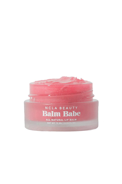 NCLA Balm Babe 100% Natural Lip Balm in Pink Champagne