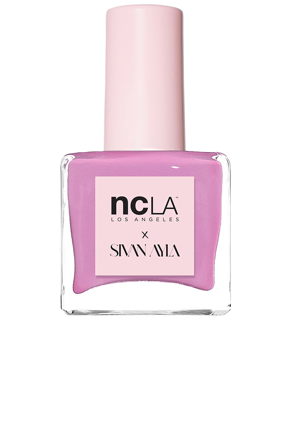 NCLA x Sivan Nail Lacquer in Rose Spritz