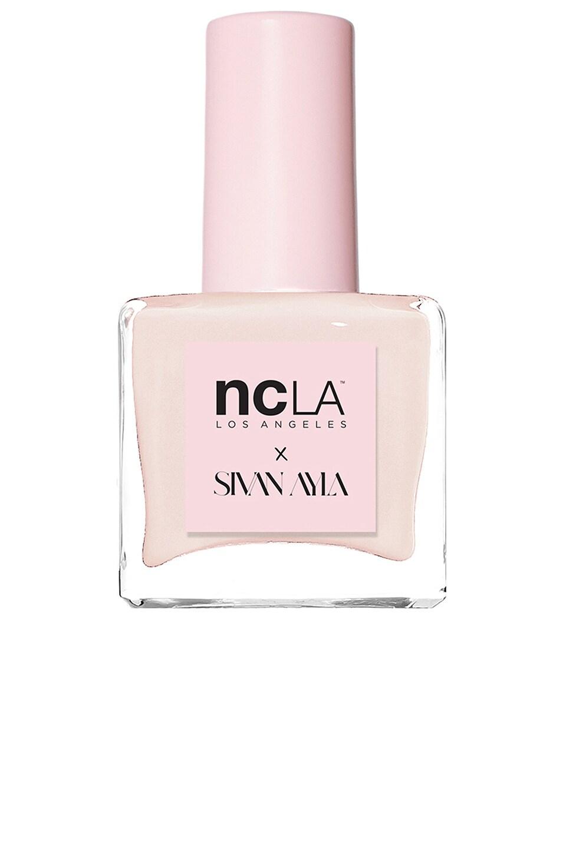 NCLA x Sivan Nail Lacquer in Peach Gelato