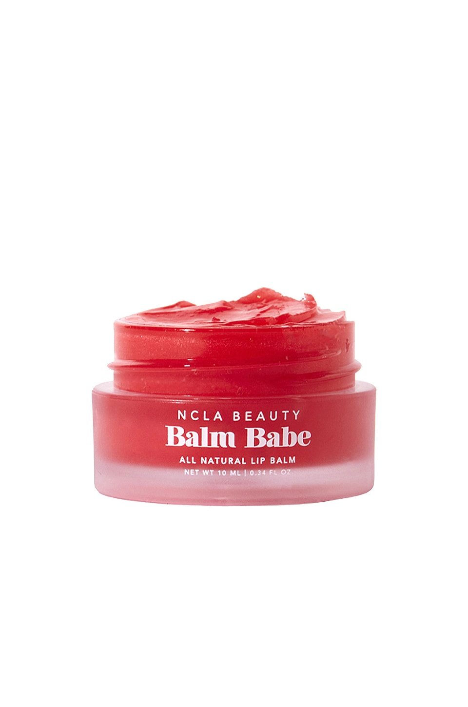 NCLA Balm Babe 100% Natural Lip Balm in Red Roses