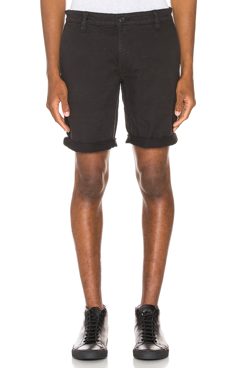 NEUW Cody Short en Black