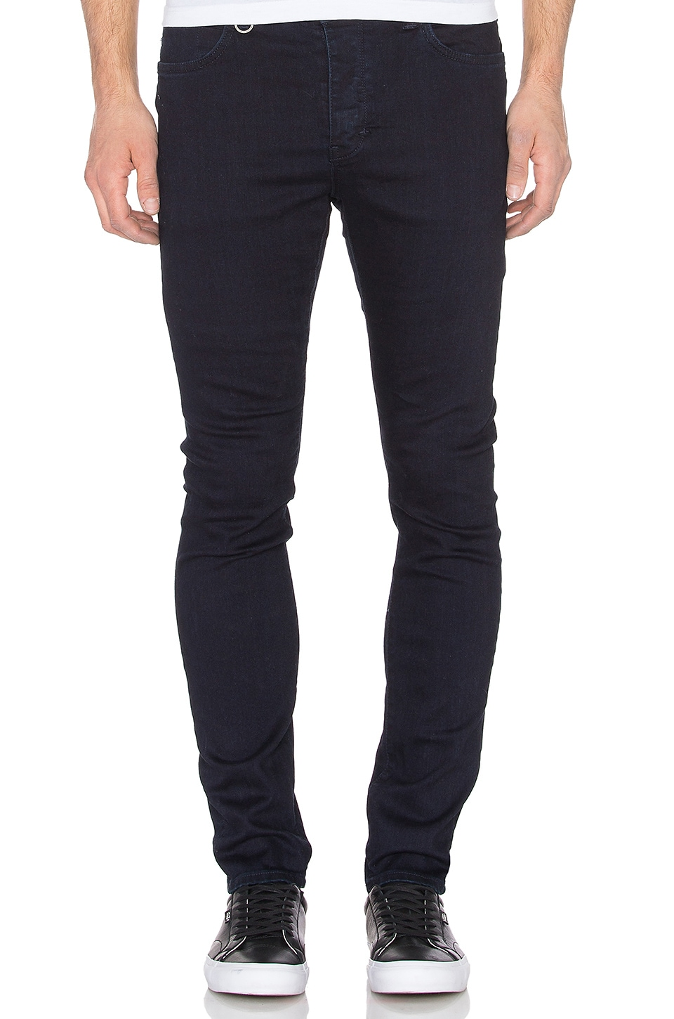 NEUW Sharp Iggy Skinny Jeans in Indigo Raw
