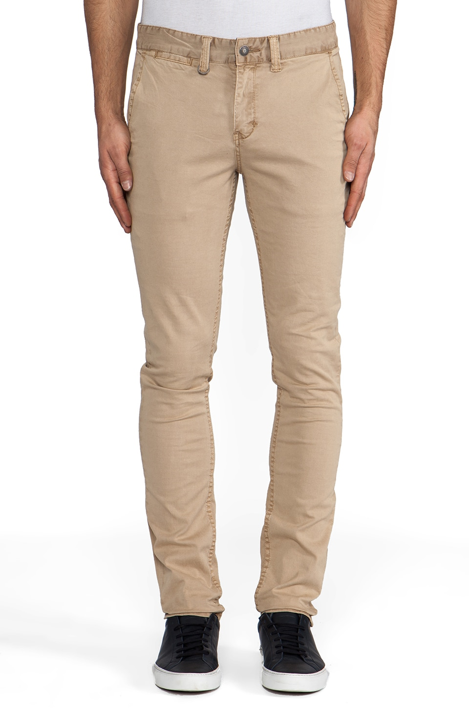 NEUW Slim Chino in Sand