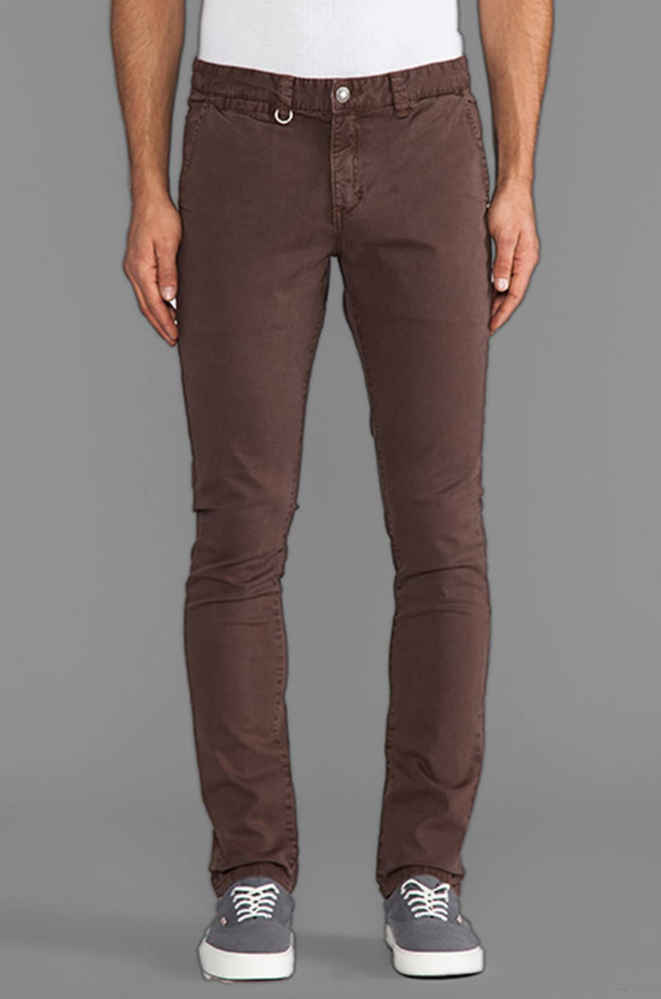 NEUW Slim Chino in Brown