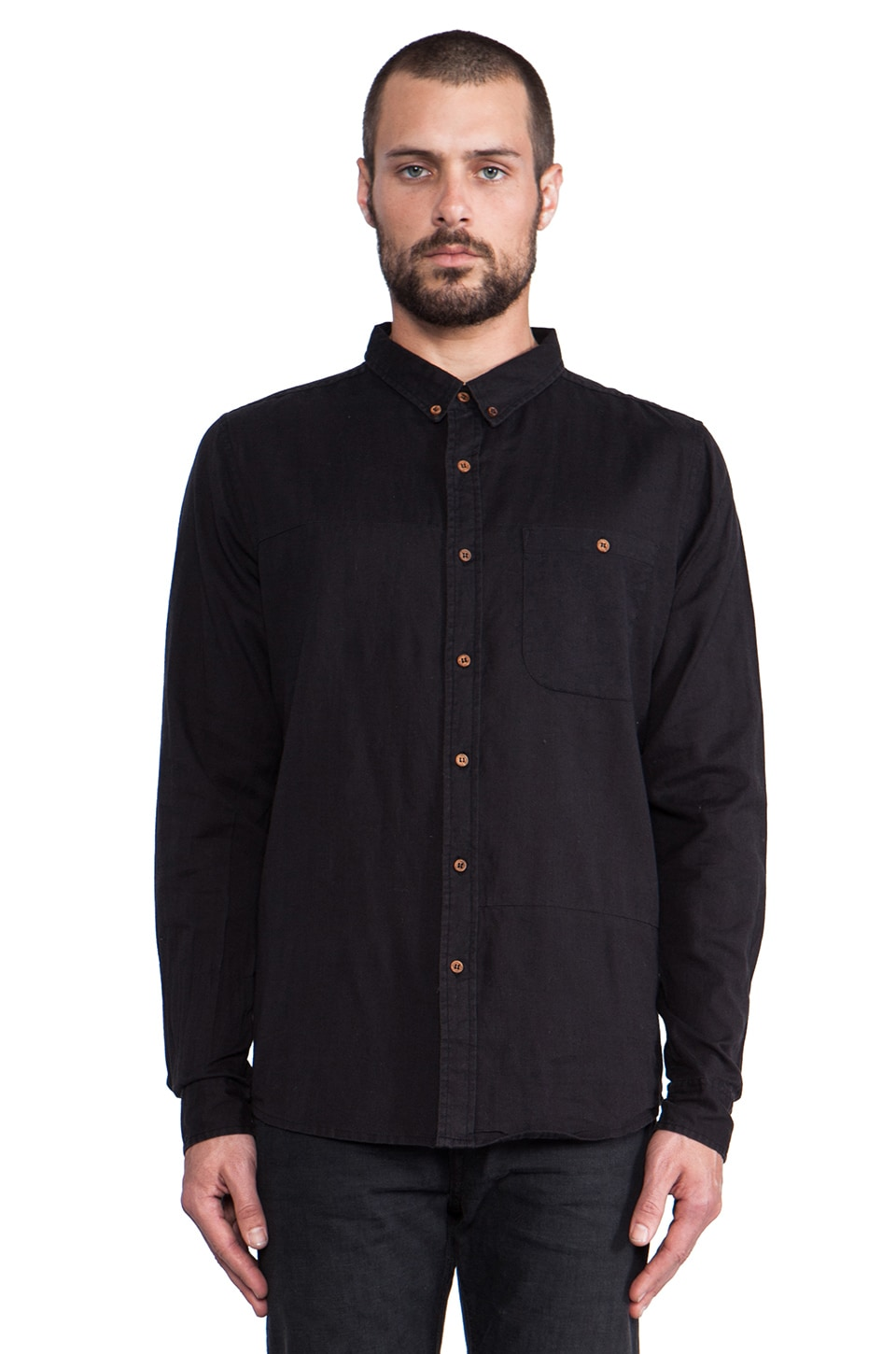 NEUW Pure Shirt in Black