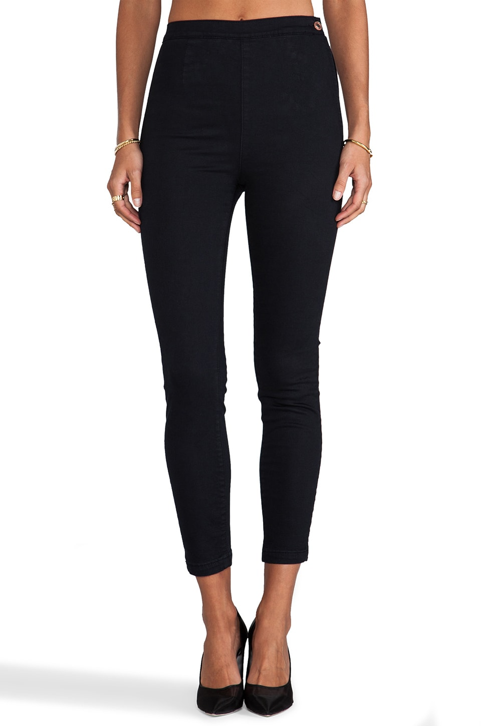 NEUW Daisy Skinny Jean in Atomic Black