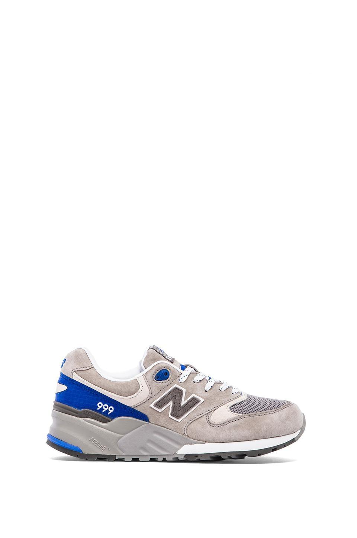 New Balance Elite Edition ML999 in Blue &  Grey