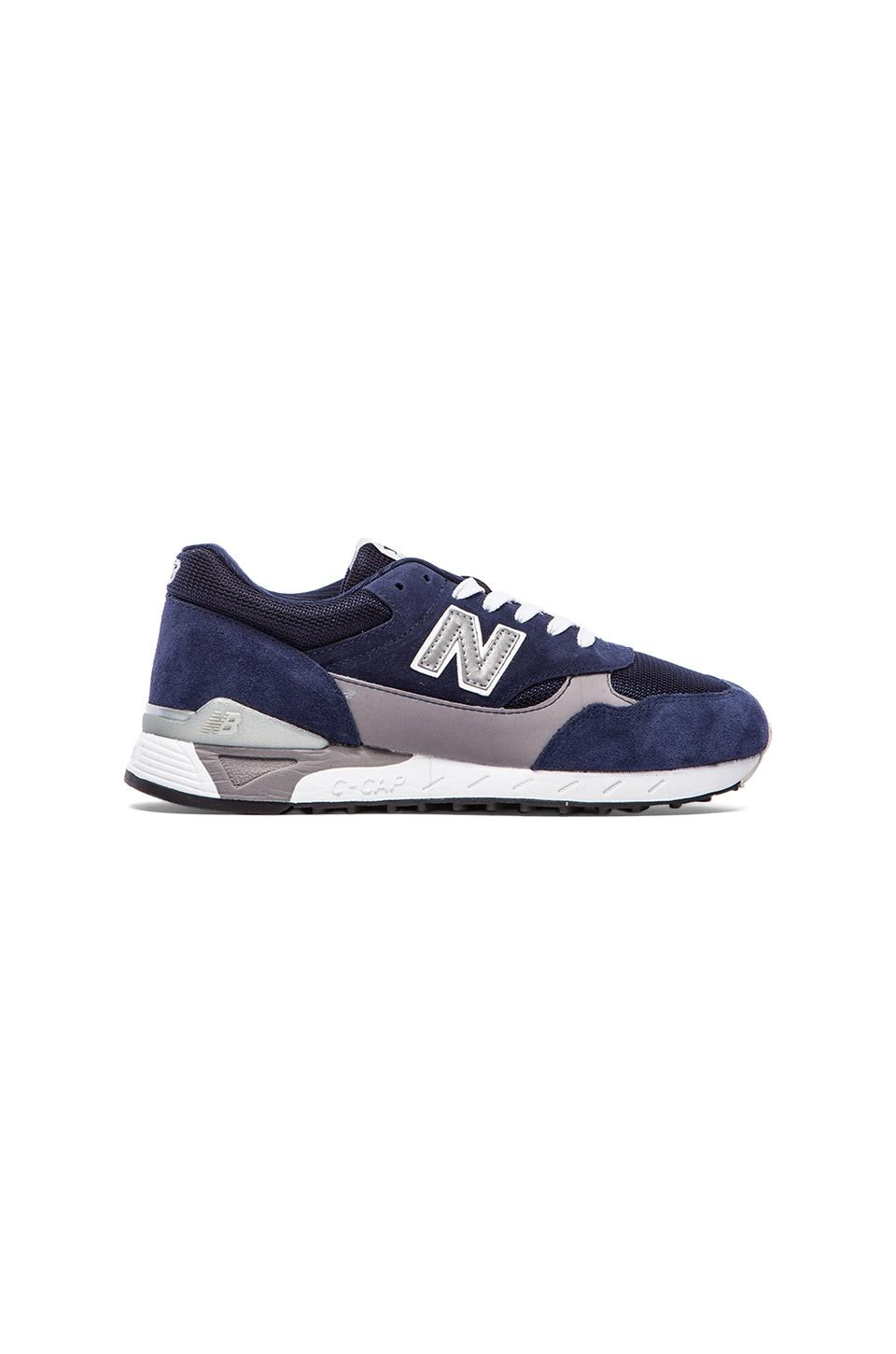 New Balance CM496 in Navy & Grey