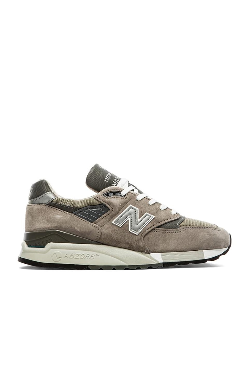 Made in USA M998 by New Balance
