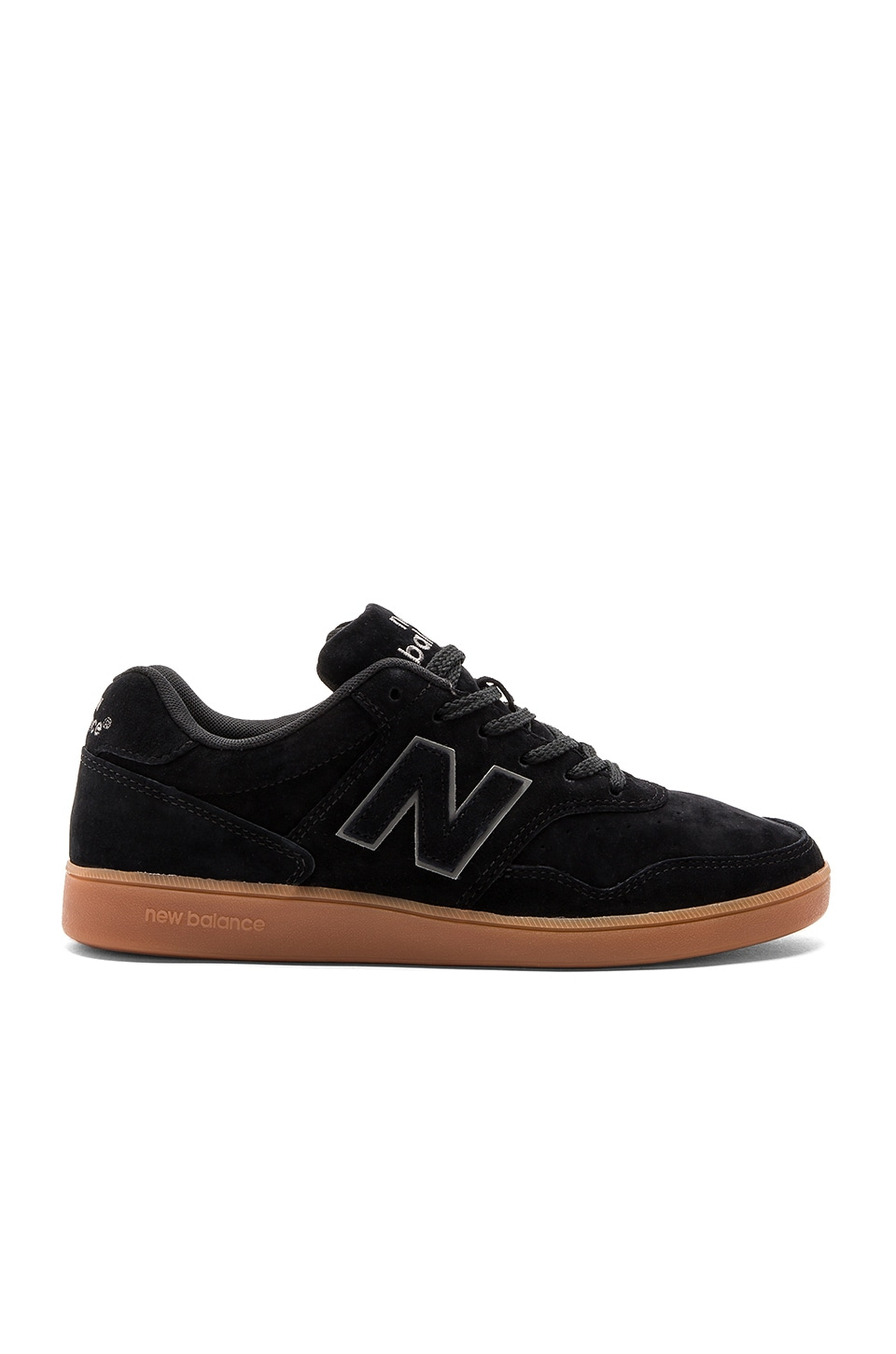 6dfe05a512d7c New Balance CT288 in Black & Gum | REVOLVE