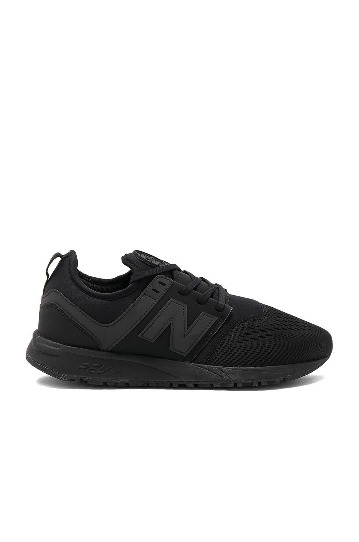New Balance MRL247 in Black | REVOLVE