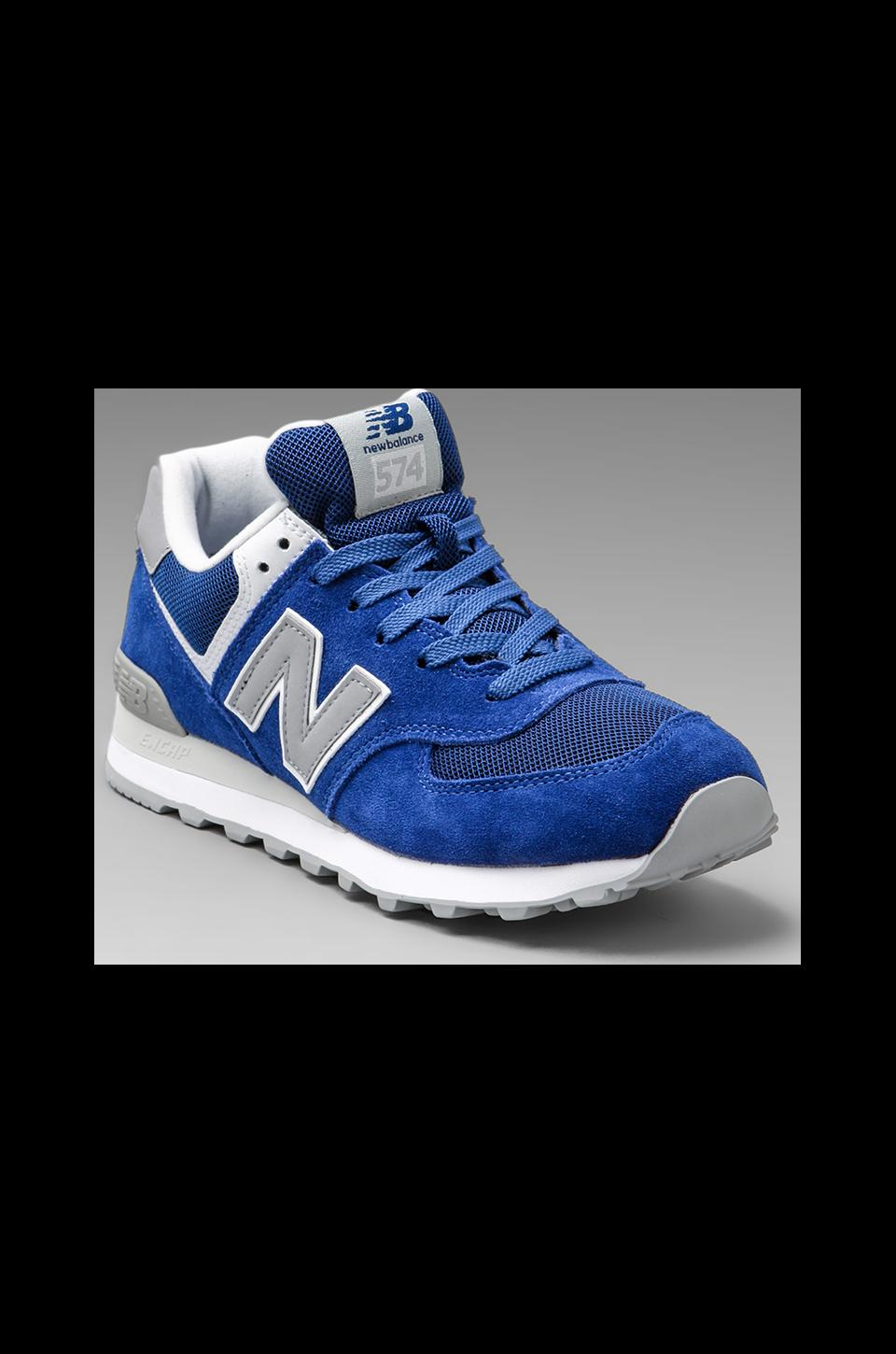New Balance Classic ML574 in Blue