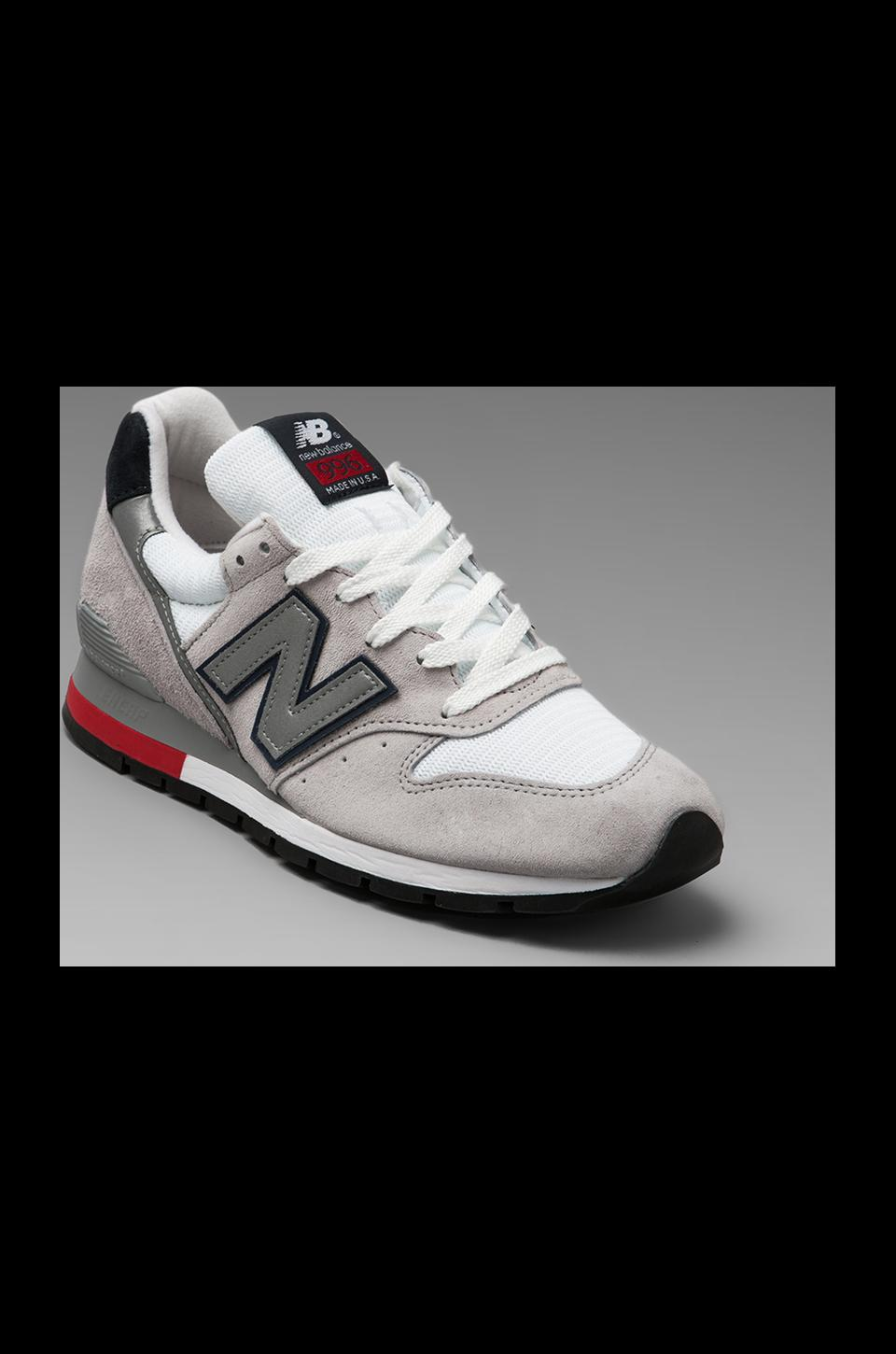 New Balance Made in the USA M996 in Grey