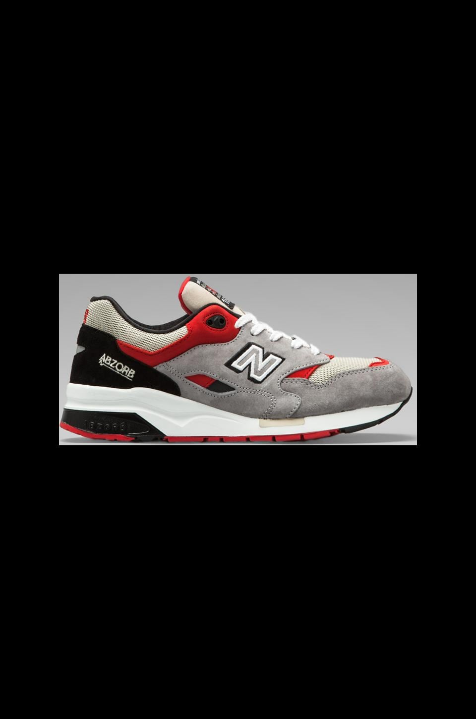 New Balance Elite Edition CM1600 in Grey/Black