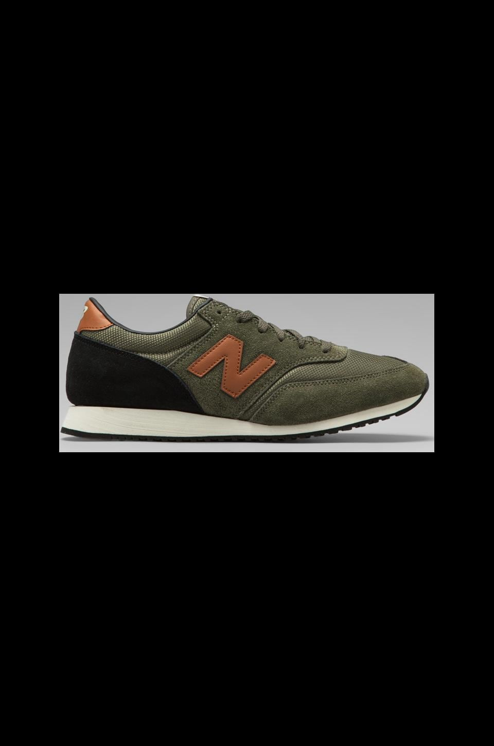 New Balance CM620 in Olive