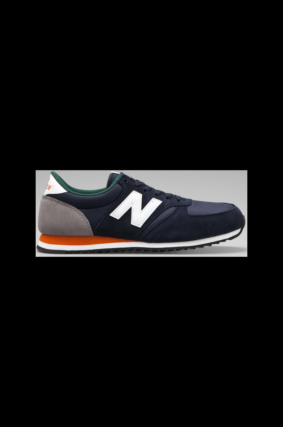 New Balance U420 in Navy