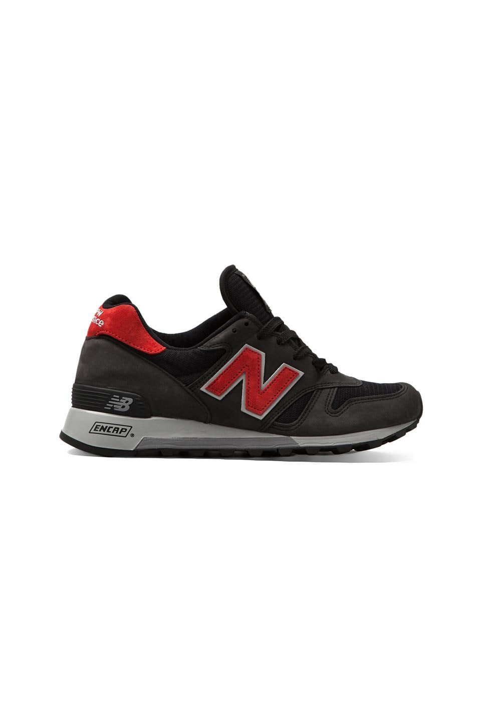 New Balance Made in USA M1300 in Black/Red