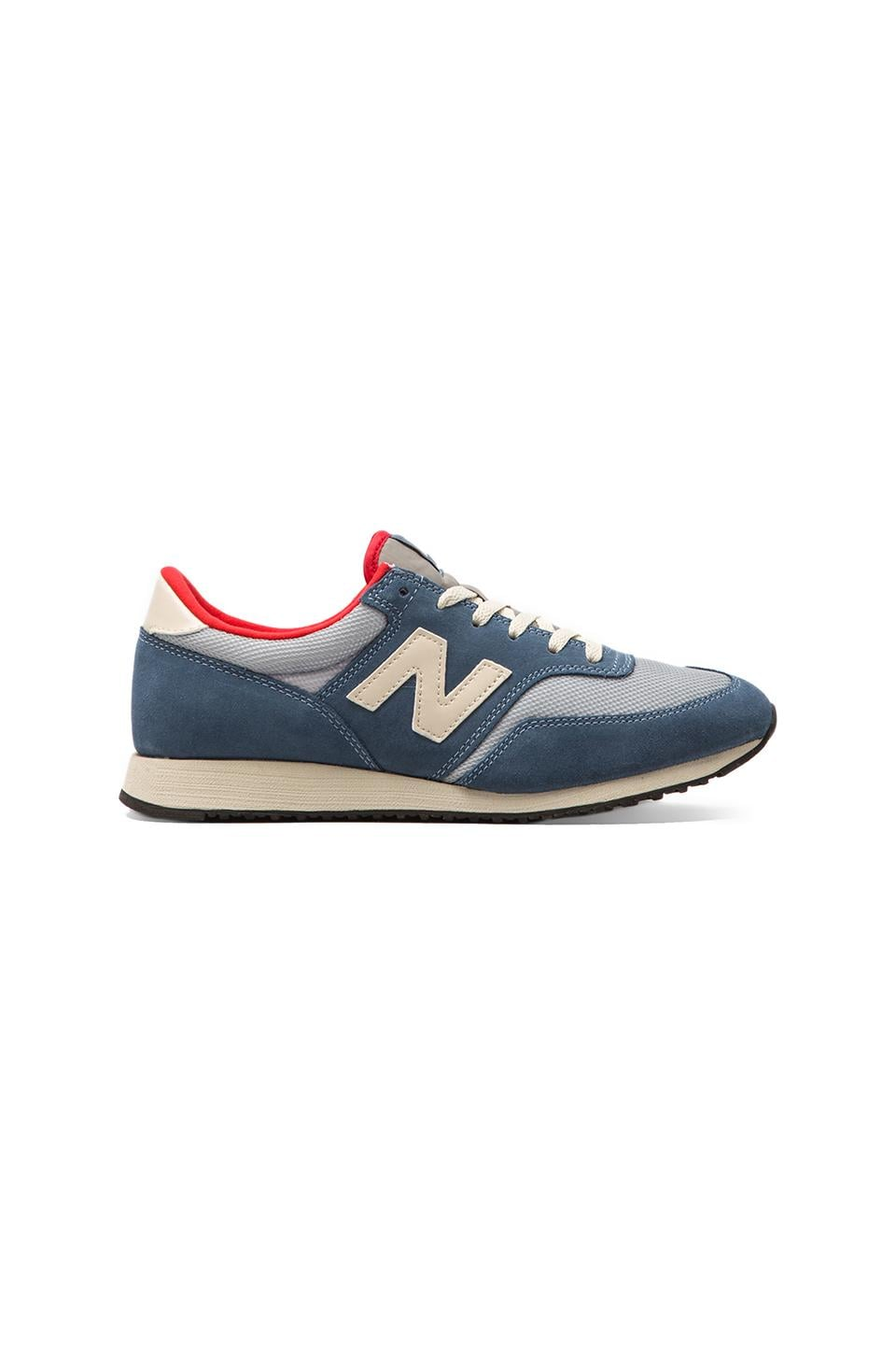 New Balance CM620 in Blue/Grey