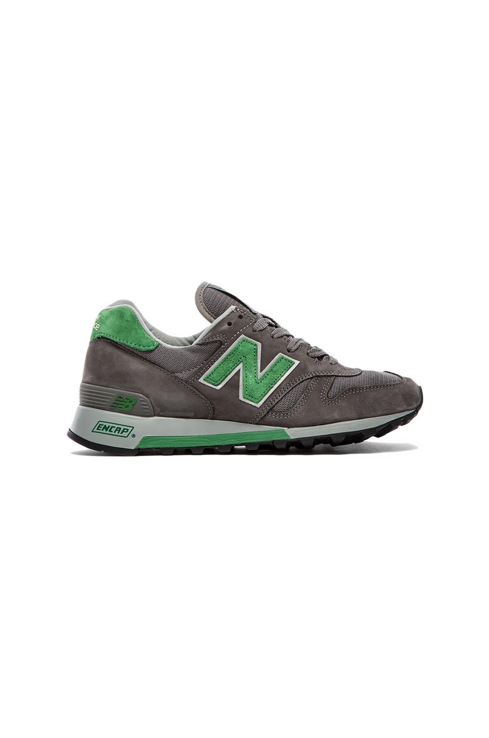 New Balance Made in the USA M1300 in Grey & Green