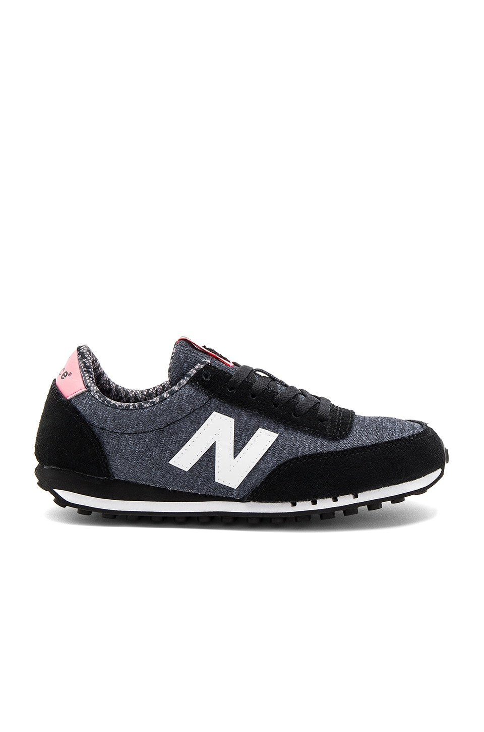 New Balance Optic Pop Sneaker in Black & White