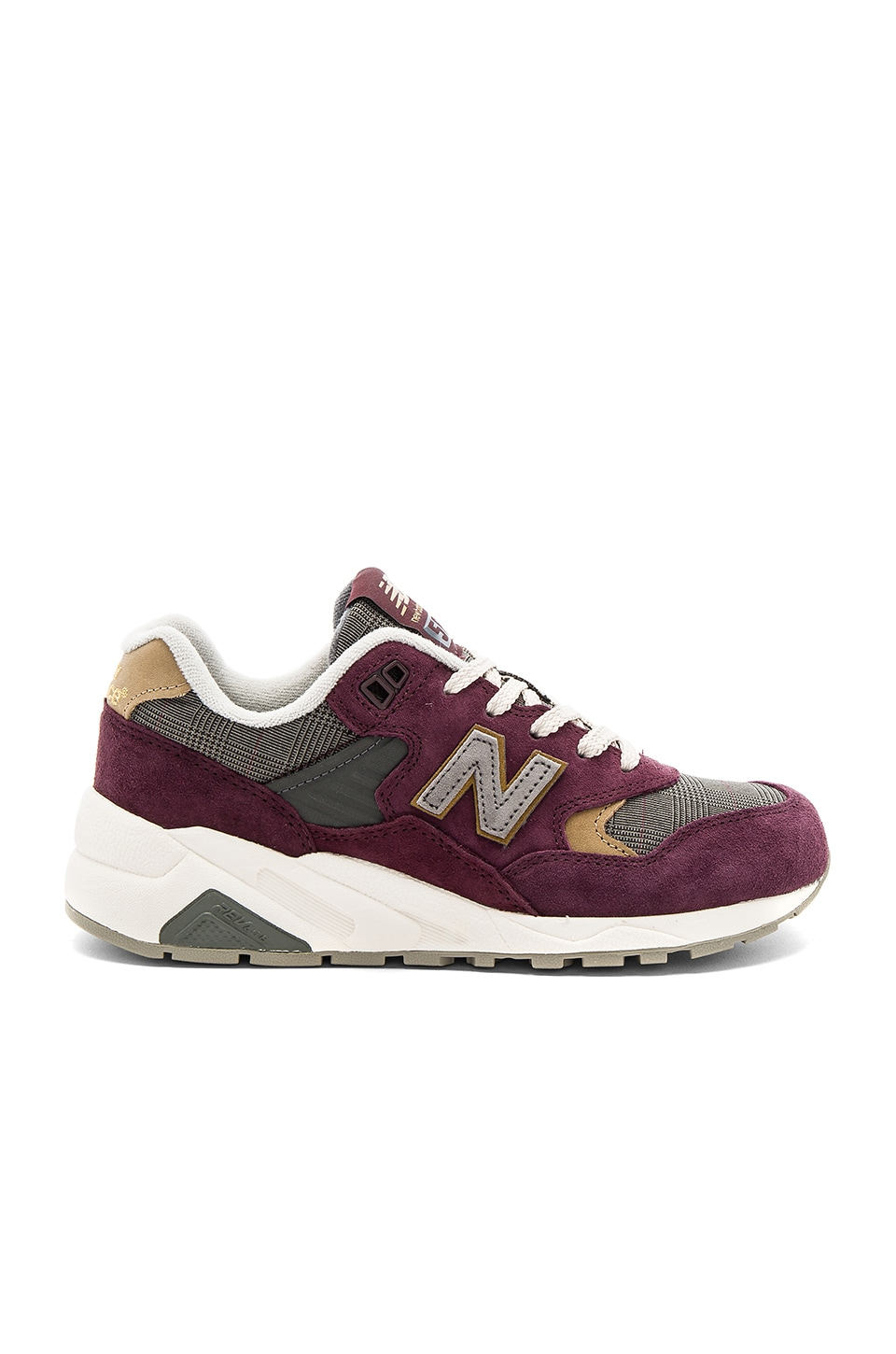 New Balance Capsule Sneaker in Supernova Red