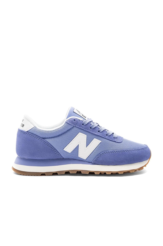 New Balance 501 Sneaker in Gem