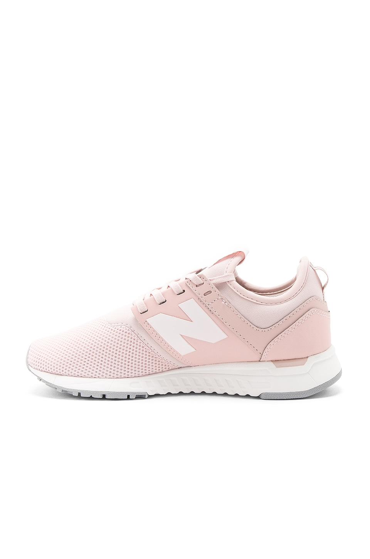 new balance 247 pink sandstorm