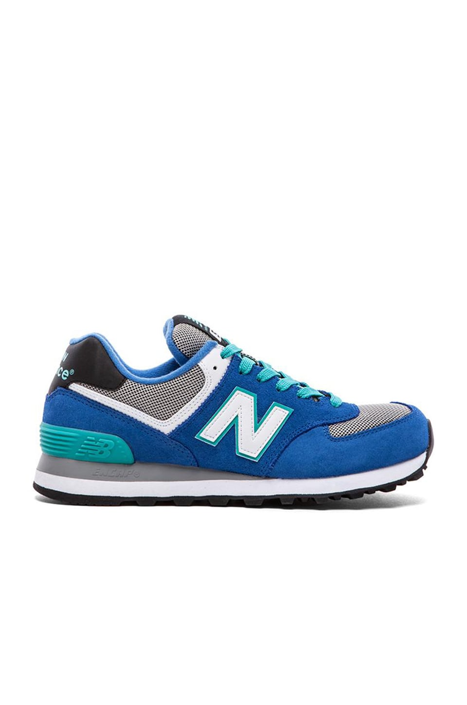 New Balance 574 Core Collection Sneaker in Blue