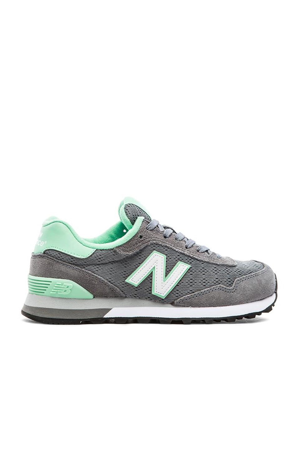 New Balance Modern Classics Collection in Grey & Green