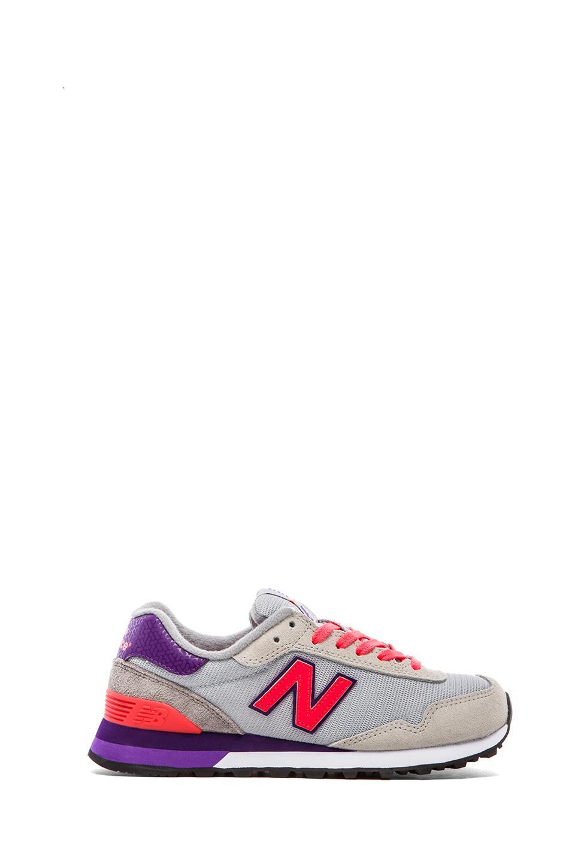 New Balance Classics in Grey & Pink