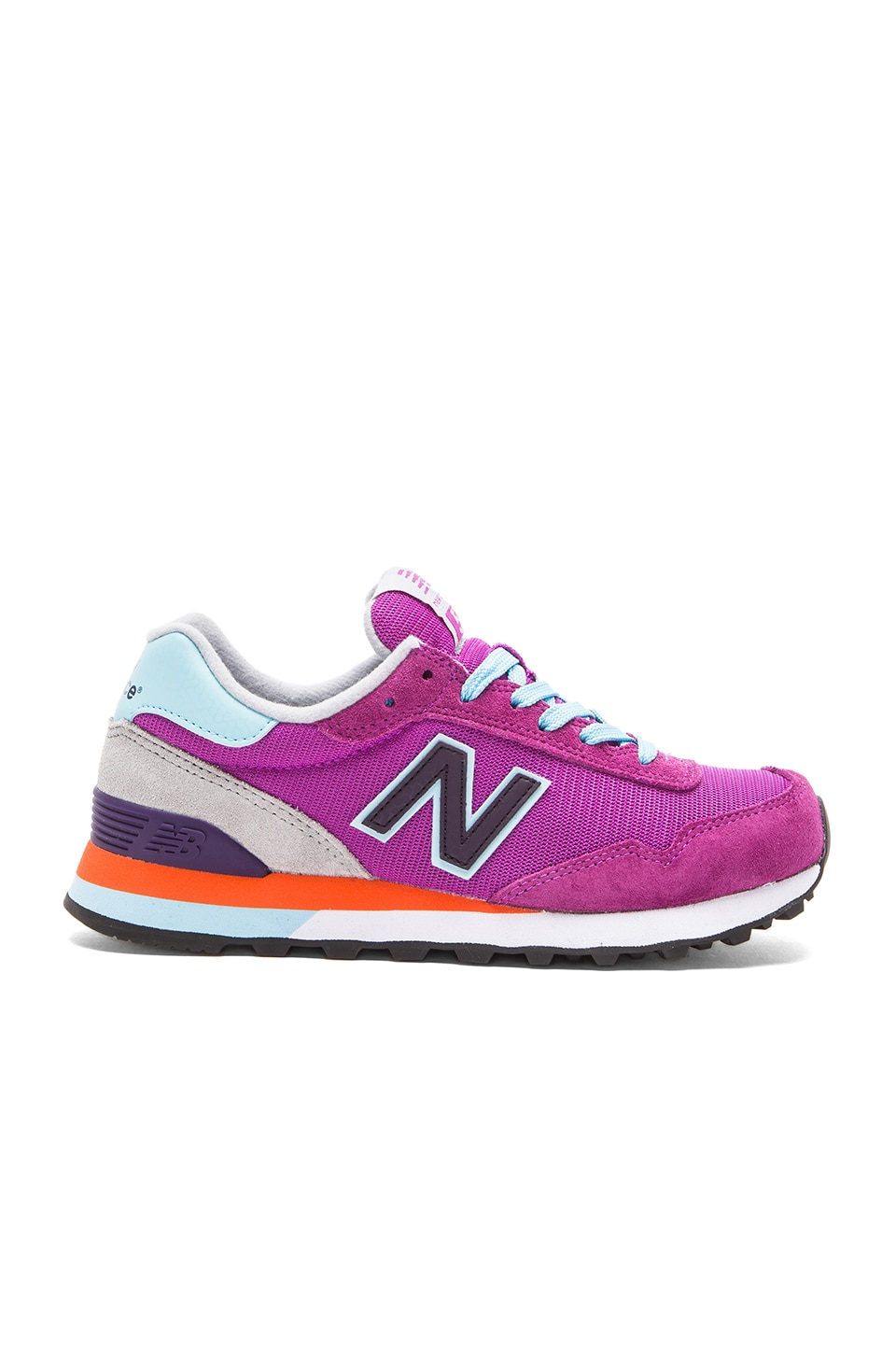 New Balance Modern Classics Sneaker in Voltage Violet