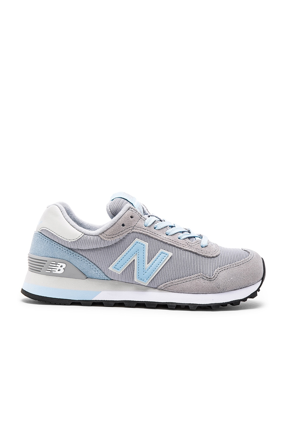 New Balance Classics Modern Classics Collection Sneaker in Grey & Blue