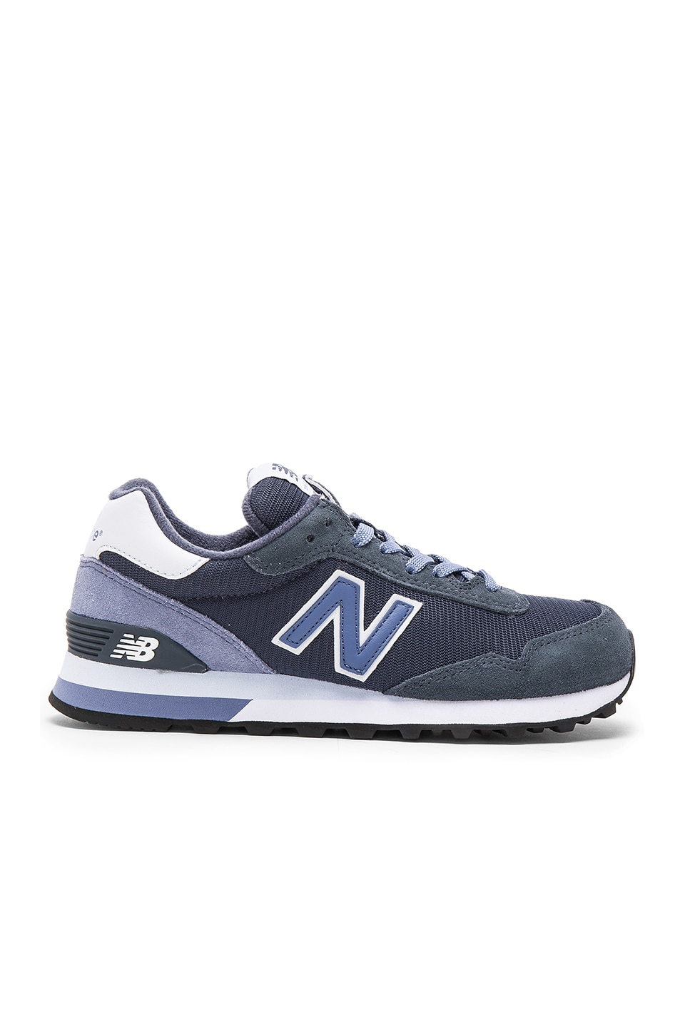 New Balance Classics Modern Classics Collection Sneaker in Grey & Lavender