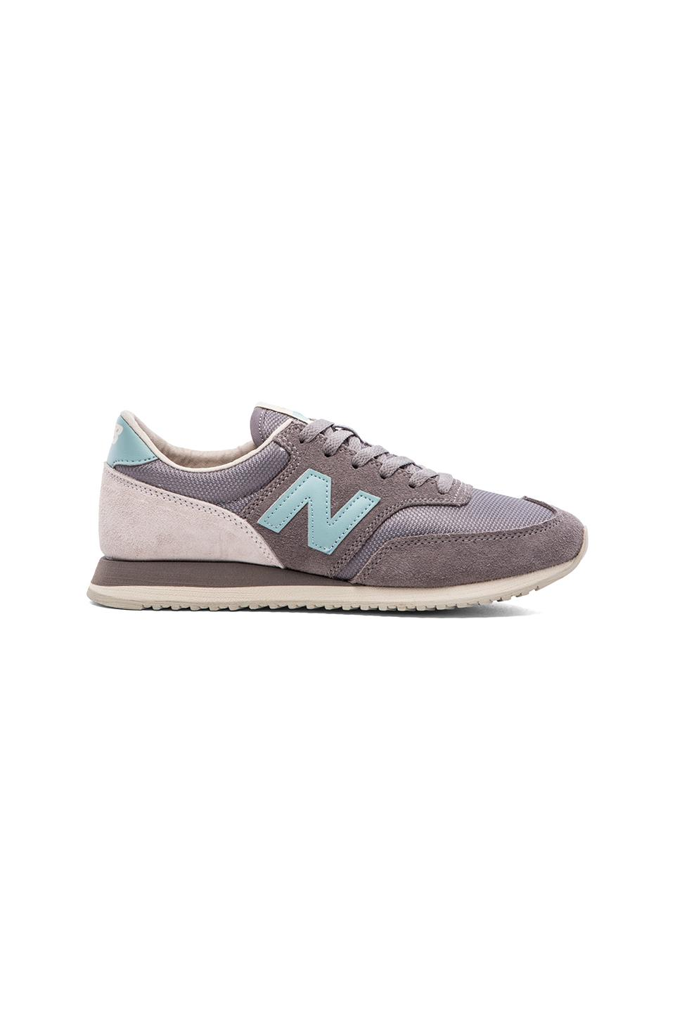 New Balance Classics '70s Running Collection Sneaker in Flint Grey