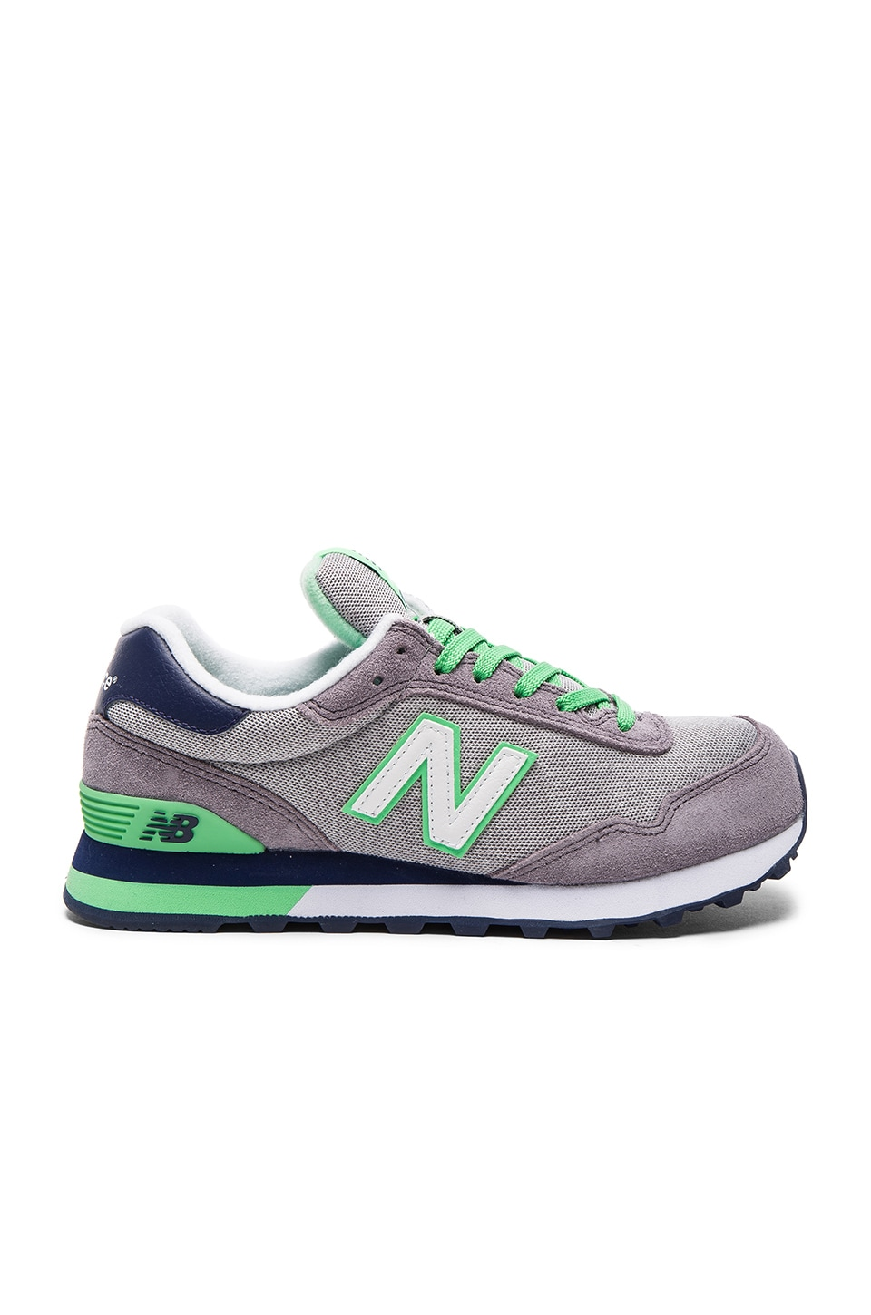 New Balance Classics Athleisure x NB Sneaker in Grey & Summer
