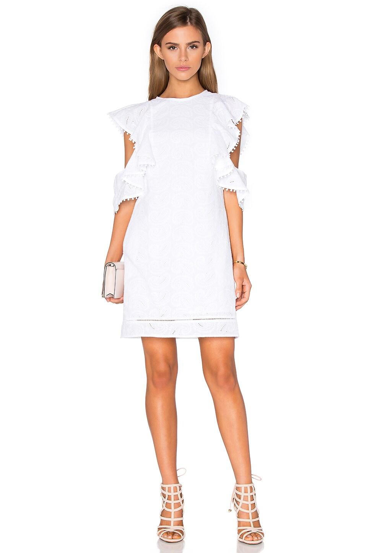 Fold Frill Dress