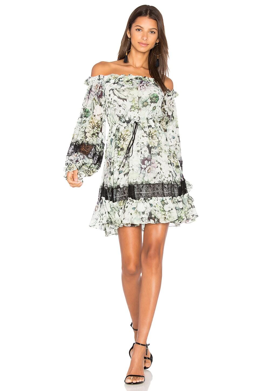 Evergreen Mini Dress by Nicholas