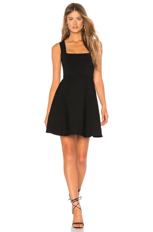 Milano Square Neck Dress